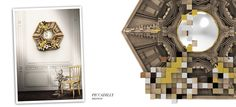 PICCADILLY MIRROR | Exquisite Mirror . A luxury sideboard by Boca do Lobo