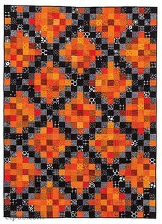 Spice Quilt FREE Pattern