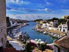 Port Ciutadella - Italy