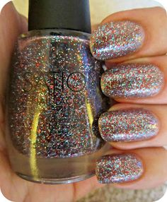 Concrete and Nail Polish: Sation Holiday Spirit - New Version