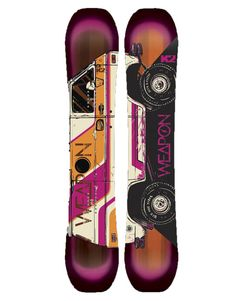 778cfdcf66f 2015 K2 WWW Snowboard. Could be one of the last chances to see one of