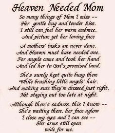 Mother Birthday in Heaven Poems I Miss My Mom, I Love You Mom, Happpy Birthday, Happy Birthday Me, Mother Birthday, Birthday Wishes, Daughter Birthday, Birthday Crafts, 80th Birthday