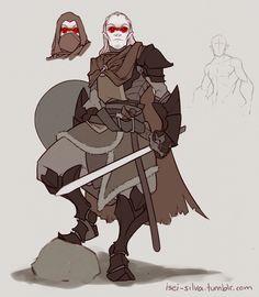 Orodreth the Bandit Lord by Iseijin.deviantart.com on @DeviantArt