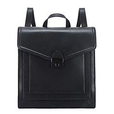 Loeffler Randall Lock Backpack | Handbags | LoefflerRandall.com