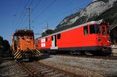 Switzerland - Rhätische Bahn locomotives