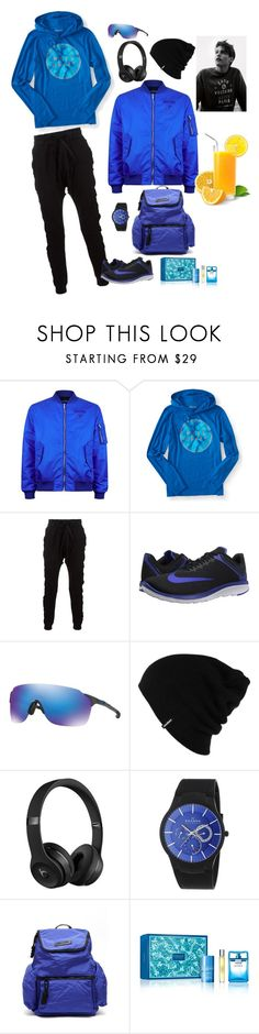 """весна 2017"" by babayka-lesovichek ❤ liked on Polyvore featuring Moschino, Aéropostale, Blood Brother, NIKE, Oakley, Patagonia, Beats by Dr. Dre, Skagen, Dsquared2 and Versace"