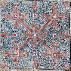 Yunnan Miao batik, China