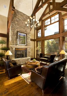 Chalet Rental : Aspen Ultra-Luxury Aspen Ski Lodge - Thunderbowl Lane at Highlands