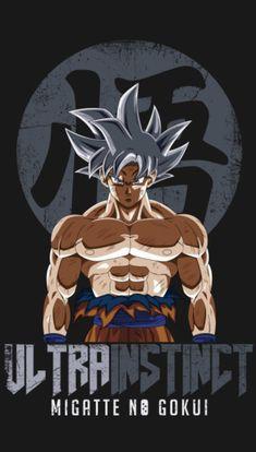 Goku Ultra Instinct - Mastered, Dragon Ball Super Dragon Ball Z, 7th Dragon, Goku Ultra Instinct, Kid Goku, Good Anime Series, Dragon Images, Fan Art, Anime Characters, Manga