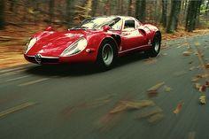 Classic Cars, Alfa Romeo Tipo 33 Stradale #classic #cars