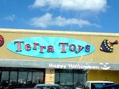Another great Austin tradition...Terra Toys. Liked the Congress Avenue store, but just as nice in new location on Anderson Lane.