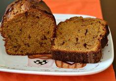 Budín integral de mandarina Raw Food Recipes, Sweet Recipes, Cake Recipes, Dessert Recipes, Cooking Recipes, Healthy Sweets, Healthy Baking, Pan Dulce, Crazy Cakes
