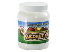 Carrington Farms Coconut Oil - 54 oz. - Organic Extra Virgin https://www.boxed.com/product/674/carrington-farms-coconut-oil-54-oz.-organic-extra-virgin/