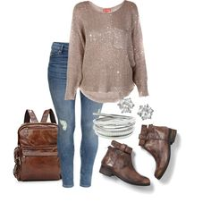 """PLus Size Outfit"" by m-rose on Polyvore"