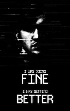 Marble Hornets - I was doing fine by HeliumLoaded94 on DeviantArt