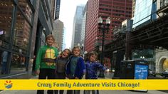 What to do with kids in Chicago