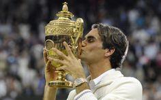 Federer vira sobre Murray, conquista hepta em Wimbledon e volta a ser nº 1 - Tênis - iG