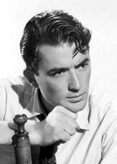 Gregory Peck, 1940s so handsome