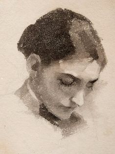 View A girls portrait by Helene Sofia Schjerfbeck on artnet. Browse upcoming and past auction lots by Helene Sofia Schjerfbeck. Helene Schjerfbeck, Figure Painting, Painting & Drawing, Gravure Photo, Female Painters, Life Drawing, Portrait Art, Watercolor Paintings, Portrait Watercolour