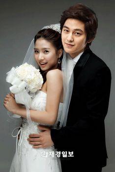 Hasil gambar untuk Kim So Eun & Kim bum menikah Boys Over Flowers, Boys Before Flowers, Flower Boys, Kim Bum, Kim Joon, Kim So Eun, Taiwan Drama, Human Body Organs, Best Kdrama