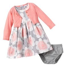 Carter's Floral Woven Dress Set - Baby, like this style dress. Keep in mind while looking at once upon a child