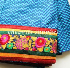 Hey, I found this really awesome Etsy listing at https://www.etsy.com/listing/178463639/yardage-indian-cotton-with-embroidery