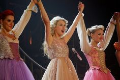 Taylor Swift. Speak Now Tour One if my favorite songs was performed during this!!!