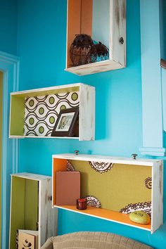 Drawer Decor by Hart-Davidson Designs, via Flickr