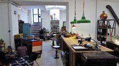 Good Industrial Style, Vintage Möbel, Industrial