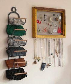 conservare borse fuori dall'armadio