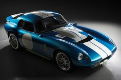 Renovo Coupe - driven by twin electric sequential motors producing 500 horsepower and an astounding 1,000 pound-feet of torque. All that power is available from a dead stop, letting this monster (silently) scream up to 60 miles per hour in just 3.4 seconds.
