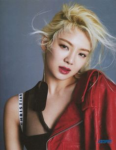 SNSD HyoYeon for GRAZIA's June issue ~ Wonderful Generation ~ All About SNSD, Wonder Girls, and f(x)