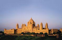 The Taj Uhmaid Bhawan Palace in Jodhpur, Rajasthan | Amazing India Travel Escapes