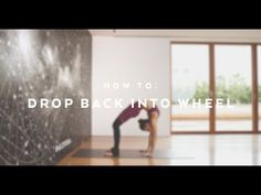 How To: Drop Back into Wheel with Aubry Wiltcher - YouTube