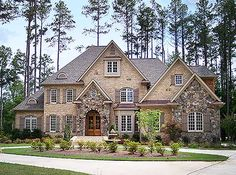 Plan No: W50618TR Style: Traditional, European, French Country Total Living Area: 6,294 sq. ft. Main Flr.: 2,992 sq. ft. 2nd Flr: 2,036 sq. ft. 3rd Flr: 1,266 sq. ft. Balcony/Veranda: 233 sq. ft. Attached Garage: 3 Car, 845 sq. ft. Bedrooms: 4 Full Bathrooms: 4 Half Bathrooms: 1