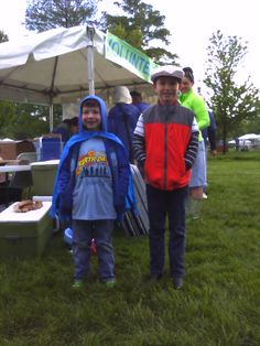 These two are superheros in our book: Volunteering at the #STL #EarthDay #Festival for over 4 years! #GivingTuesday  Why do you #volunteer?