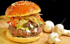http://yemek.com/tarif/ev-yapimi-hamburger-ekmegi/ | Ev Yapımı Hamburger Ekmeği