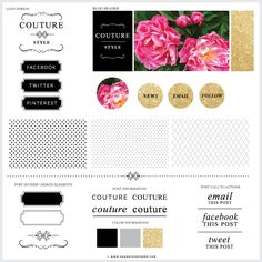 Dear Miss Modern — Couture Style Blog + Web Kit