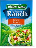 Recipe | Hidden Valley® Ranch Dip Recipes, Easy Chicken Recipes, Cooking Recipes, Baked Ranch Chicken, Garlic Chicken, Crack Chicken, Fried Chicken, Ranch Salad Dressing, Dressing Recipe
