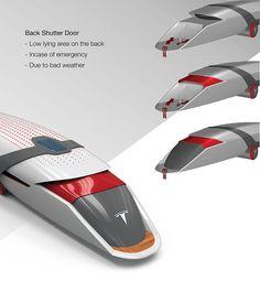 When Tesla Takes to Water | Yanko Design