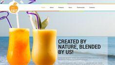 Food & Drink Responsive Joomla Template #52584