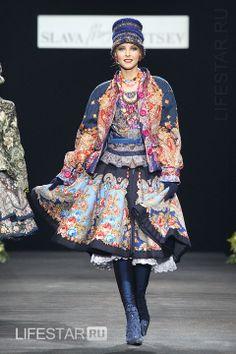 Russian folk costume Folk Costume, Costumes, High Fashion, Womens Fashion, Cozy Fashion, Female Fashion, Russian Folk, Russian Style, Coco Chanel Fashion