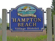Hampton Beach, New Hampshire