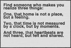 3 things..