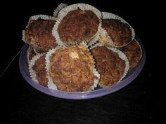Almond Milk Pulp Muffins