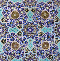 persian mosaic - Google Search