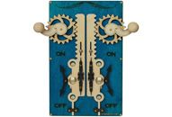 Steampunk Light Switches