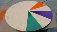 How to Make a Prize Wheel (with Pictures) - wikiHow Fall Festival Games, Prize Wheel, Trunk Or Treat, Wheel Of Fortune, Projects To Try, Diy Ideas, Party Ideas, Diy Crafts