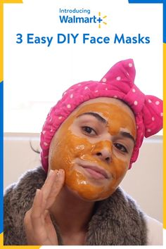 Easy Homemade Face Masks, Diy Face Mask, Face Skin Care, Diy Skin Care, Beauty Hacks That Work, Skin Care Routine Steps, Healthy Skin Care, Tips Belleza, Health And Beauty Tips