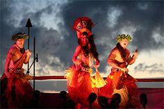 Dancers, Hawaii